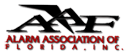 Alarm Association of Florida Logo