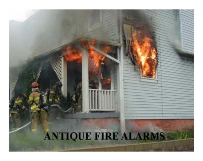 Antique Fire Alarms