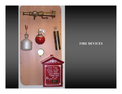 Fire Devices