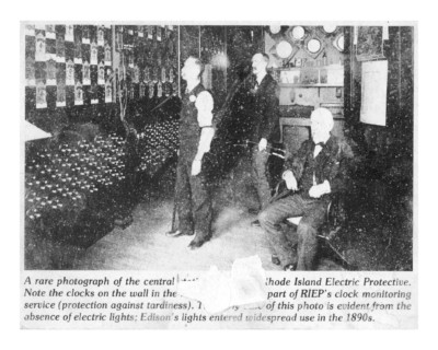 Rhode Island Electric Protective (pre 1890s)